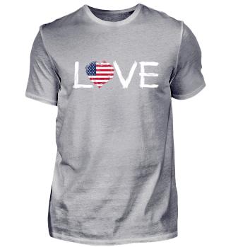 Liebe Heimat Wurzeln herkunft Stolz Land USA Amerika