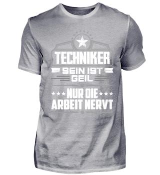 TECHNIKER - geil