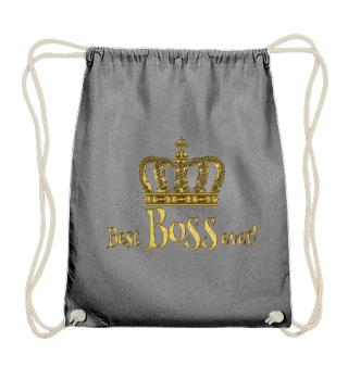 ♛ Royal Crown - Best Boss Ever