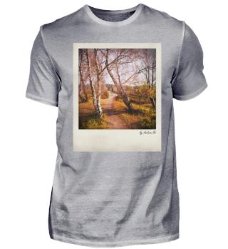 Hiking trail in nature | Naturwanderweg