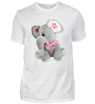 Fancy Elephant Toy Shirt