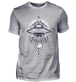 Ufo Mandala