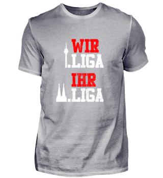 Düsseldorf Köln Wir 1. Liga Ihr 2. Liga