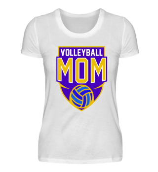 Volleyball Mom Volleyball Player