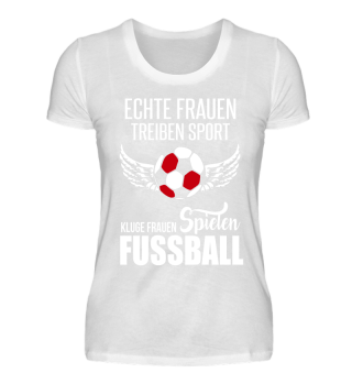 Echte Fussballfrauen