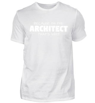 ARCHITECT BOSS JOB FUNNY
