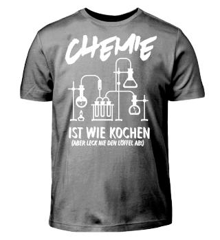 Chemie Kochen
