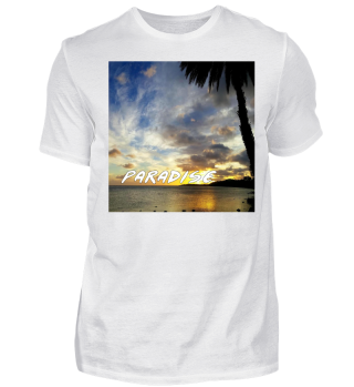 Paradise T-Shirt / Beach T-Shirt