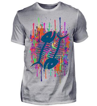 ★ Crazy Running Splashes - Fish Bones 3