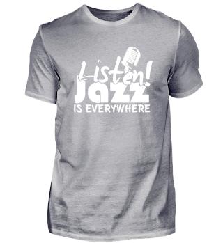 Jazz is everywhere