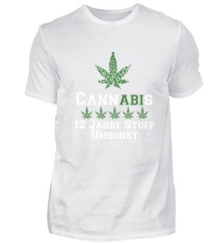 Cannabis Abi Shirt