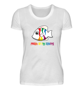 Rainbow - Gay Pride - Proud of my