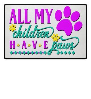 ★ All My Children Have Pawns - Cats 3a