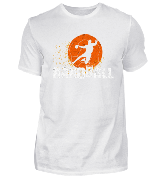 Handball Man Sports Shirt Gift idea