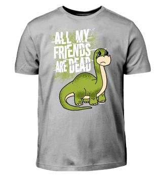 I AM UNSTOPPABLE EINKAUFSTASCHE Tyrannosaurus Rex T-Rex Dino Dinosaurier Saurier