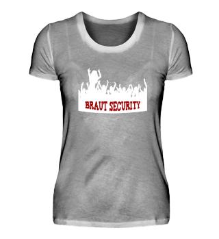 JGA - Braut - Security