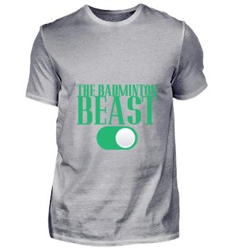 Badminton Beast | Beast Fashion Shuttlec