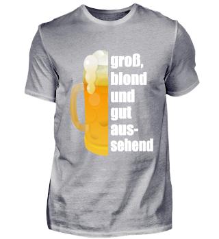 Bier Trinken Lustiger Spruch Alkohol