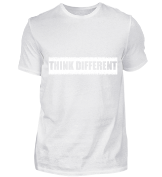 Think Diferent | Gift idea