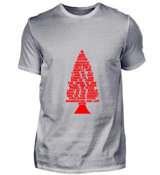 GIFT- RED XMAS TREE