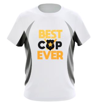 Beste Cop aller Zeiten! Geschenk Idee