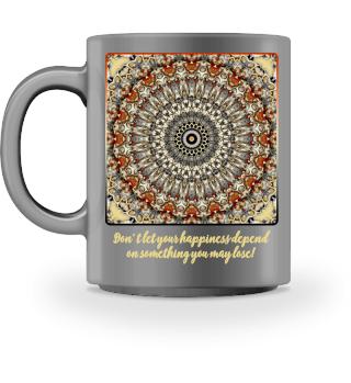 ♥ Mandala - Wisdom Your Happiness 2