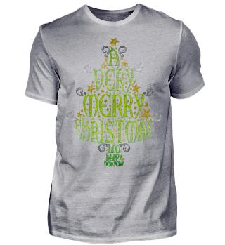 A VERY MERRY CHRISTMAS Tree VI