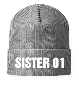 SISTER 01 | BEANIE | Ideal als Geschenk