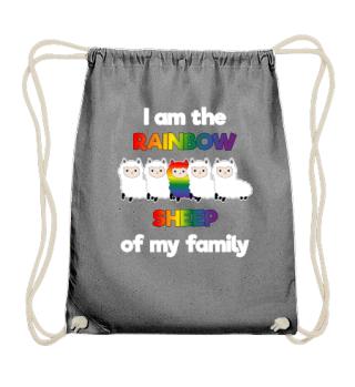 LGBT Rainbow Sheep Gay Pride Schwul