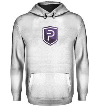 PIVX Hoodie - Logo Used Look