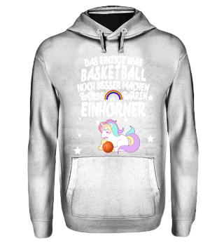 Limitiert-Basketball-Einhorn