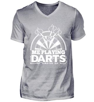 Me plaing darts!