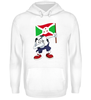Burundi Dabbing Soccer Ball