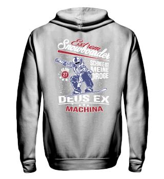 Snowboarder-Machina