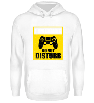 i am gaming