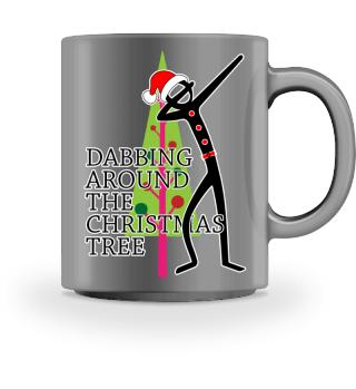 Dabbing Around The Christmas Tree Ia