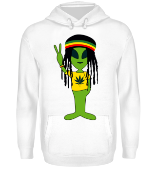 Peace Alien - Reggae Friend 1