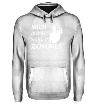 Nur mit Zombies