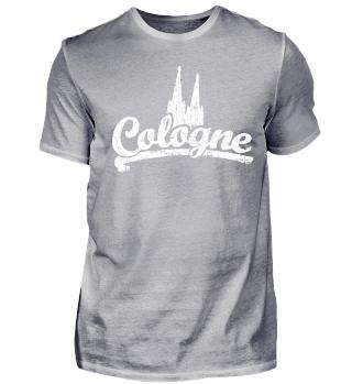 Cologne Classic Dom Vintage White