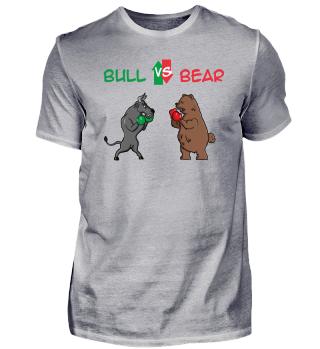 bull vs. bear,stocks,trading,gift idea