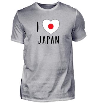 JAPAN, I LOVE JAPAN