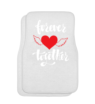 forever together shirt tee love heart
