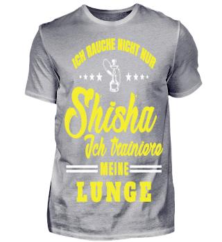 Ich Rauche nicht nur Shisha Lunge