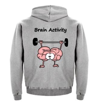 brain activity - gehirnaktivität
