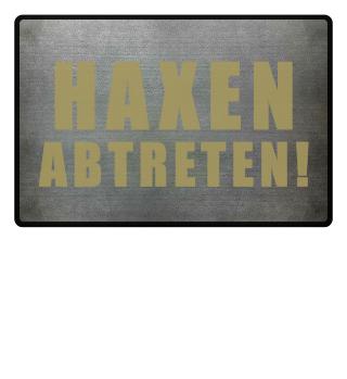 ★ HAXEN ABTRETEN #1GF