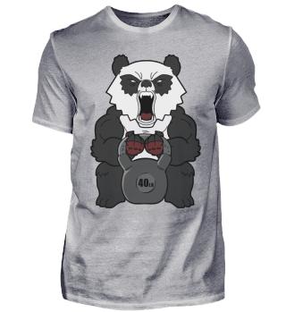 kettlebell fitness panda