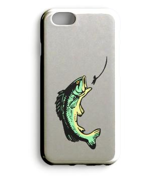 Fisch Angeln Handyhüllen