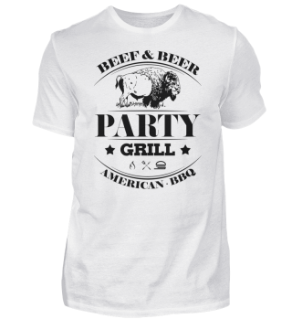 ☛ Partygrill · American BBQ #5S