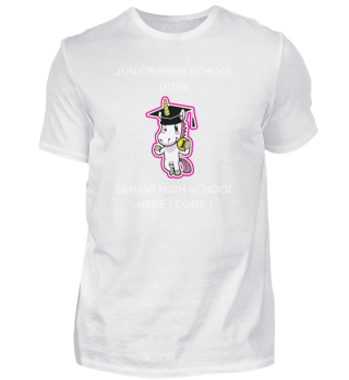 Junior High School Done Gifts for Girls