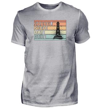 Sabbel Nich Dat Geit Vintage Lighthouse